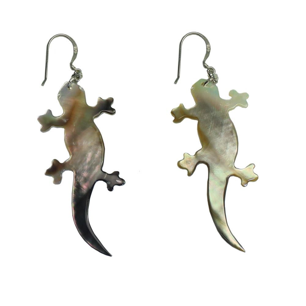 Ohrringe Salamander